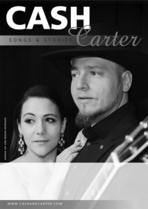 A3 Plakat Cash & Carter
